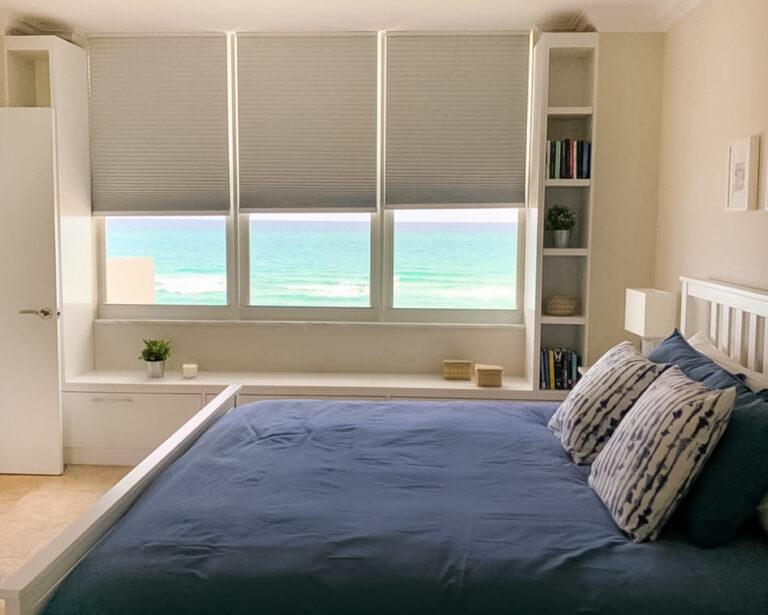 6- Dormitorio ppal. vista